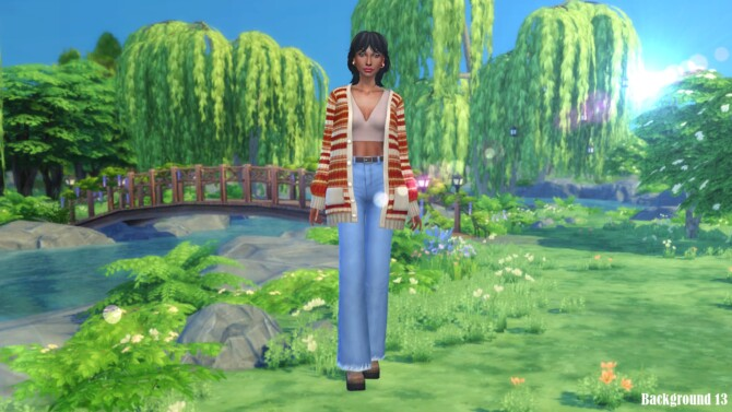 Sims 4 CAS Backgrounds Henford on Bagley at Annett's Sims 4 Welt