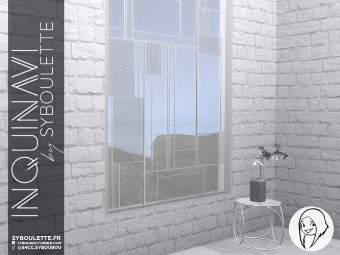 Sims 4 Inquinavi set Part 2 by Syboubou at TSR