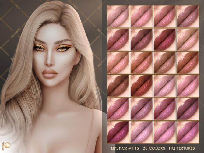 Sims 4 Lipstick #145 by Jul Haos at TSR
