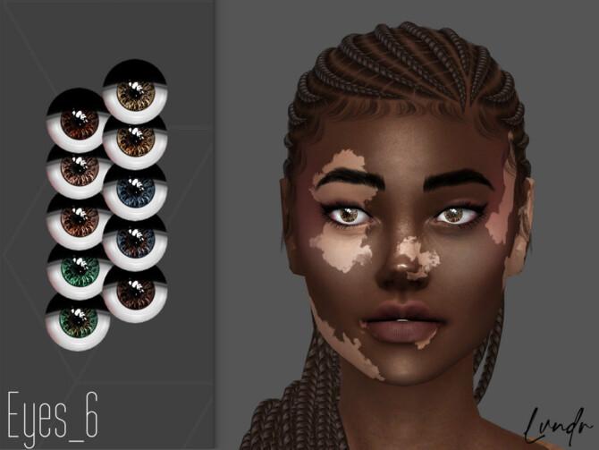 Sims 4 Eyes 6 by LVNDRCC at TSR