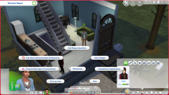 Sims 4 No Romance Marriage Mod by sappysims at Mod The Sims 4